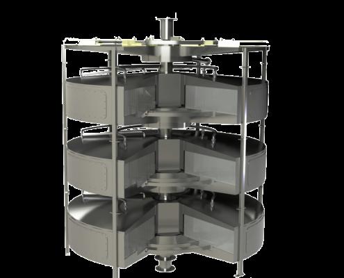 machine à laver - EVOCLEAN ROTA 600